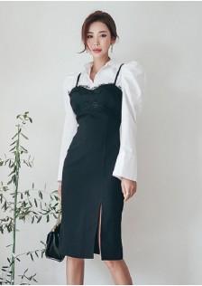 GSS8077X 2pcs-Dress *