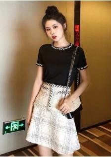 GSS1075X Top+Skirt *