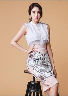 GSS9912X 2pcs-Dress *