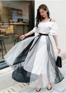 GSS5812X Top+Skirt *