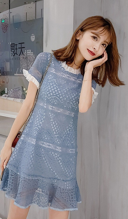 12 GSS1370SPX Dress $19.38 BLUE,BEIGE,BLACK 38XXX15495637-OH2LV228