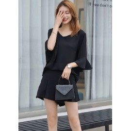 GSS1071X Top+Shorts .***