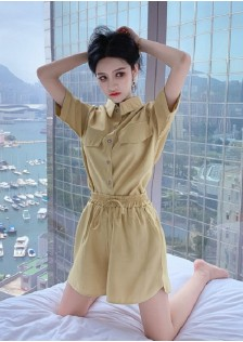 GSS1882X Top+Shorts *