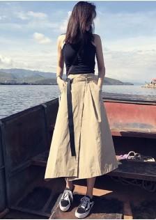 GSS1003X Top+Skirt *