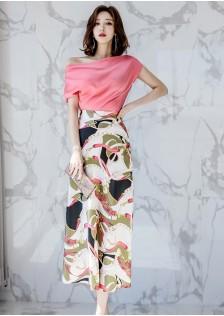 GSS6228X Top+Skirt *