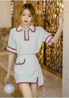 GSS9931X Top+Skirt *