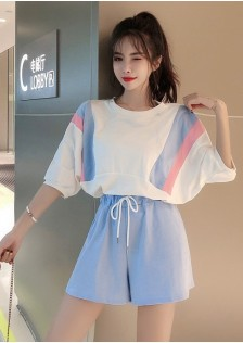 GSS6999X Top+Shorts *