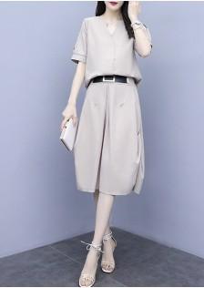 GSS9509XX Top+Skirt *