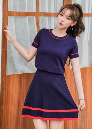 GSS8118XX Top+Skirt.