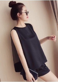 GSS1270XX Top+Shorts *