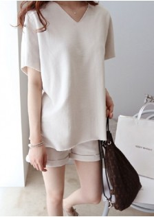 GSS7078XX Top+Shorts *