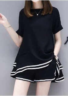 GSS504XX Top+Shorts*