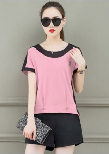 GSS949XX Top+Shorts *