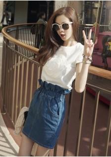 GSS6007XX Top+Skirt *