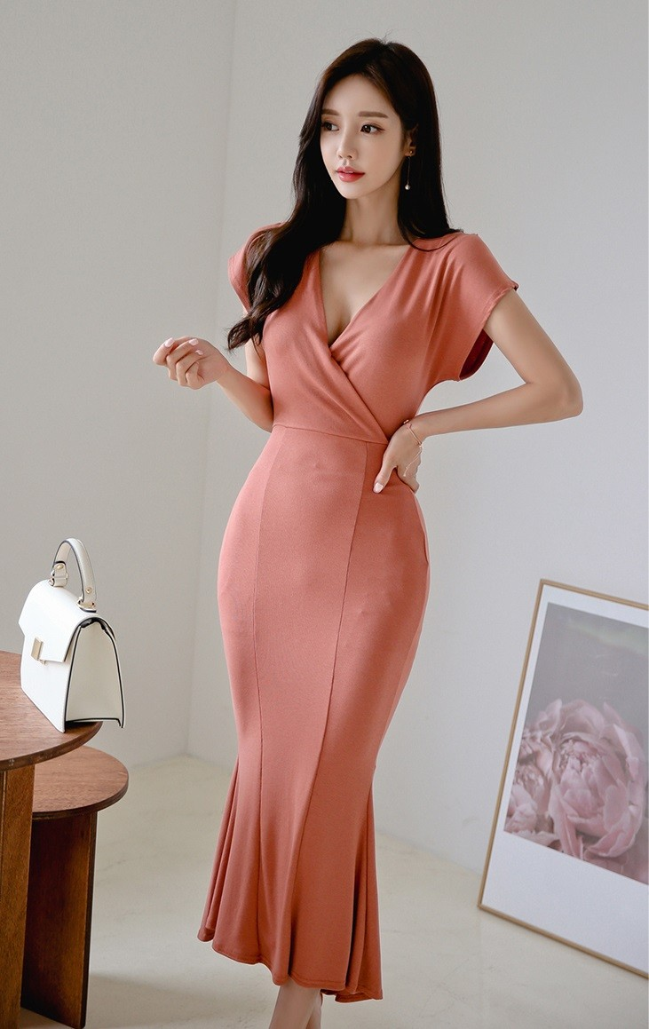GSS9243XX Dress*