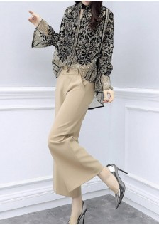 GSS1903XX Top+Pants *