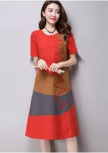 GSS9227XX Dress*