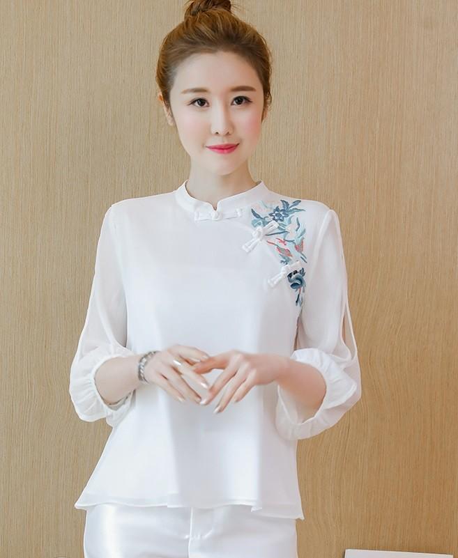 GSS3575X Cheongsam-Top*