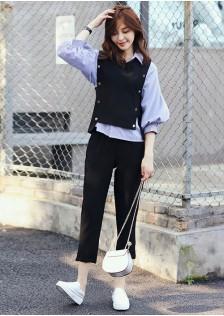 GSS8520XX 3pcs Top+pants *