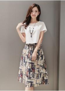 GSS2019XX Top+Skirt*