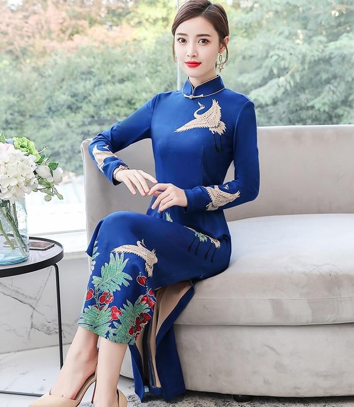 GSS9351X Cheongsam *
