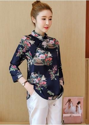GSS3822X Cheongsam-Top .