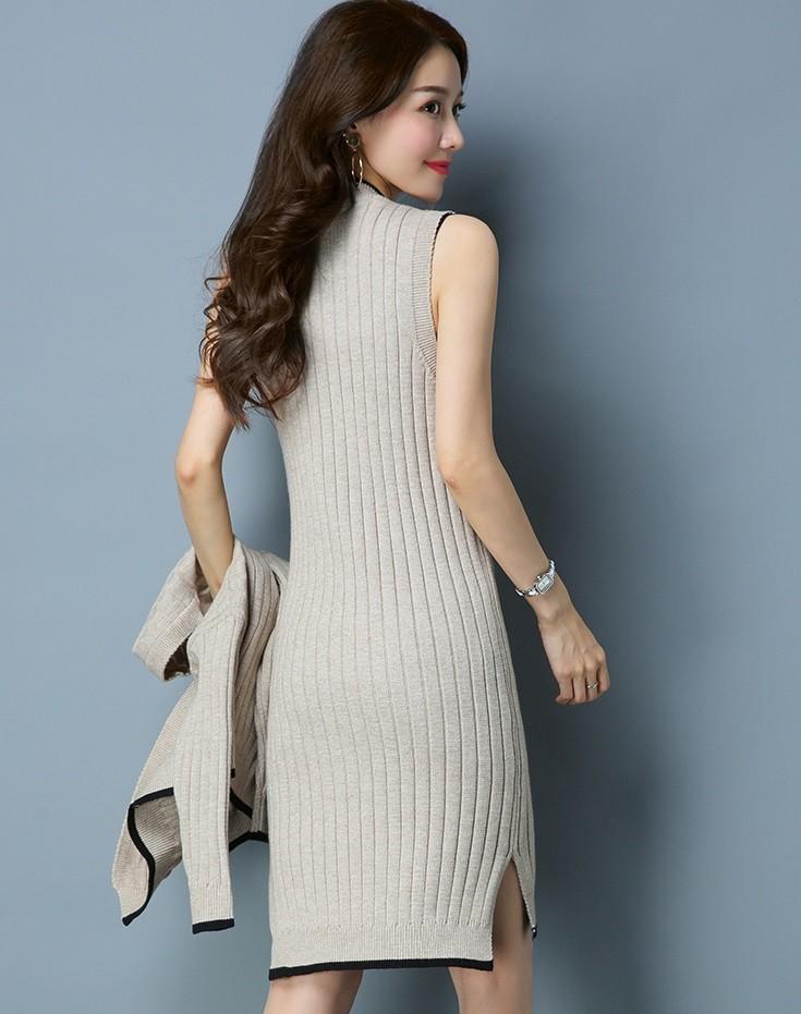 GSS99XX 2pcs-Dress Apricot *