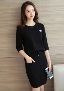 GSS408XX Top+Skirt*