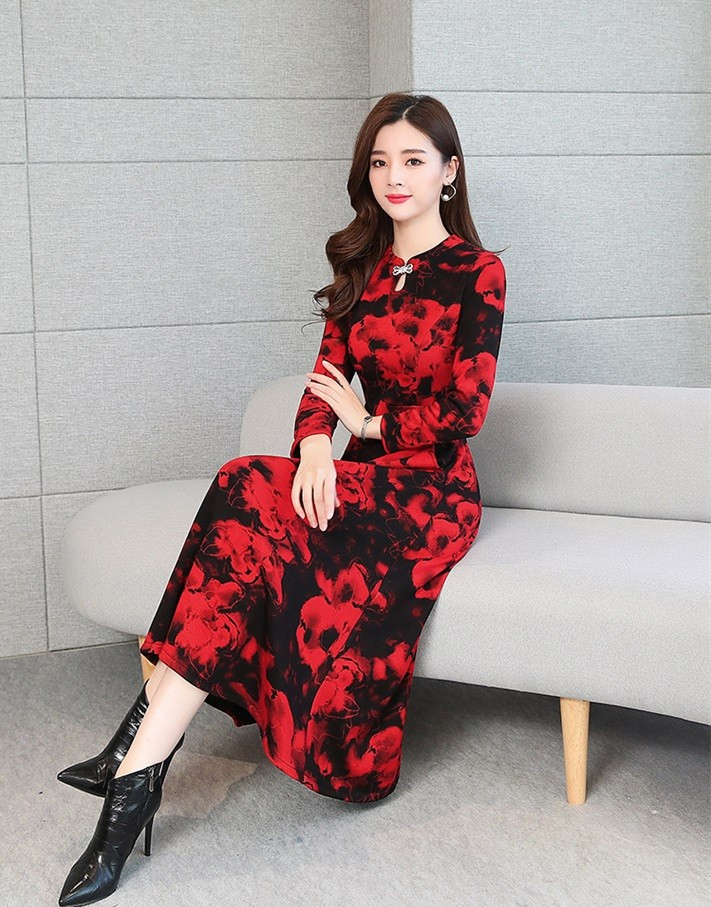 GSS9003X Cheongsam*