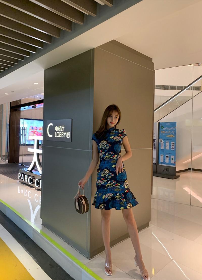 GSS1735X Cheongsam *