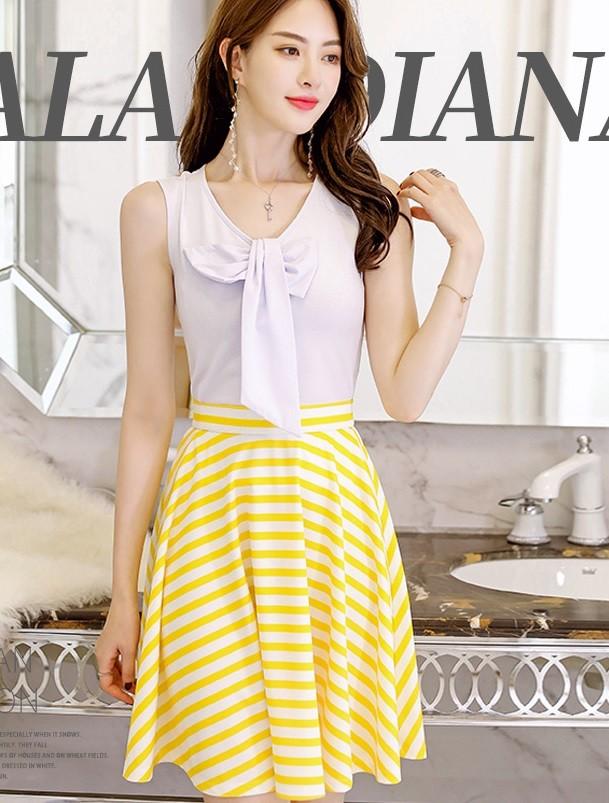 GSS8530XX Top+Skirt *