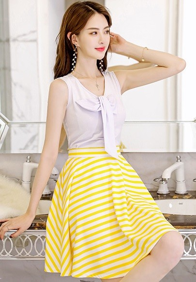 GSS8530XX Top+Skirt *
