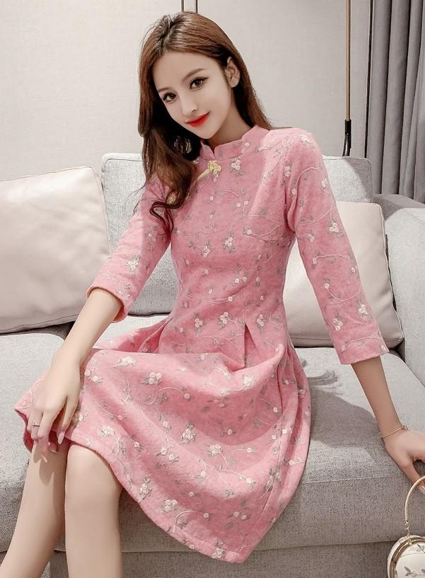 GSS9237X Cheongsam*