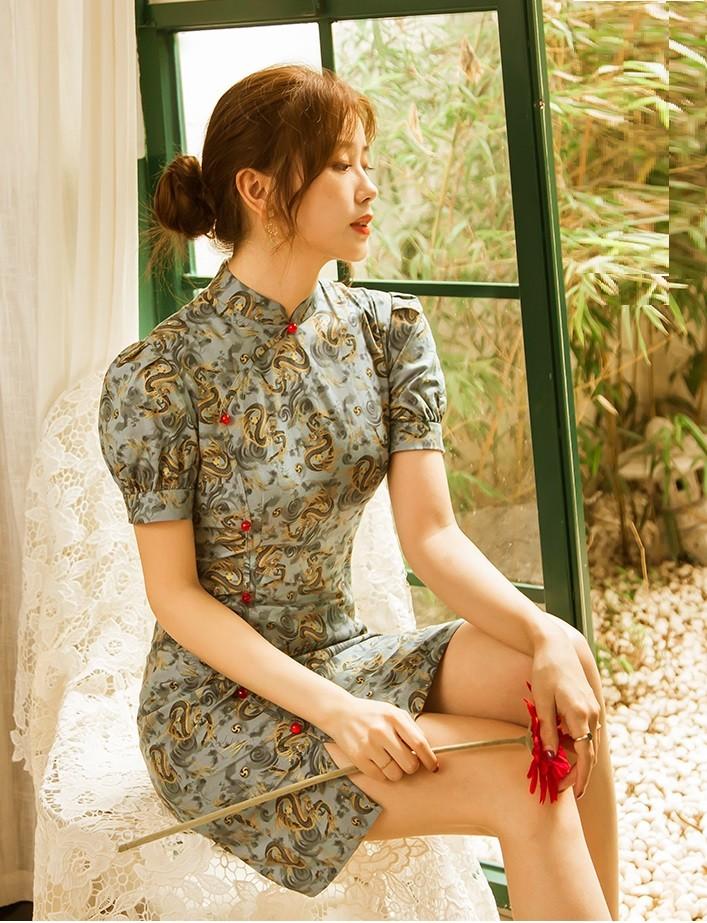 GSS8537X Cheongsam