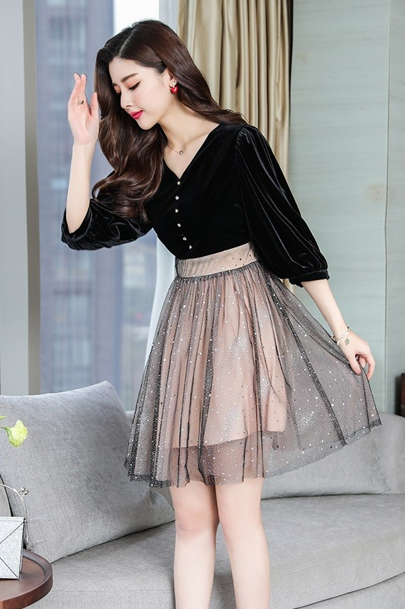 4.GSS913XX Dress $15.82 50XXX19014768-LA1LVE51-C
