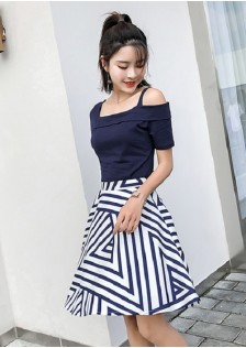 GSS858X Top+Skirt *
