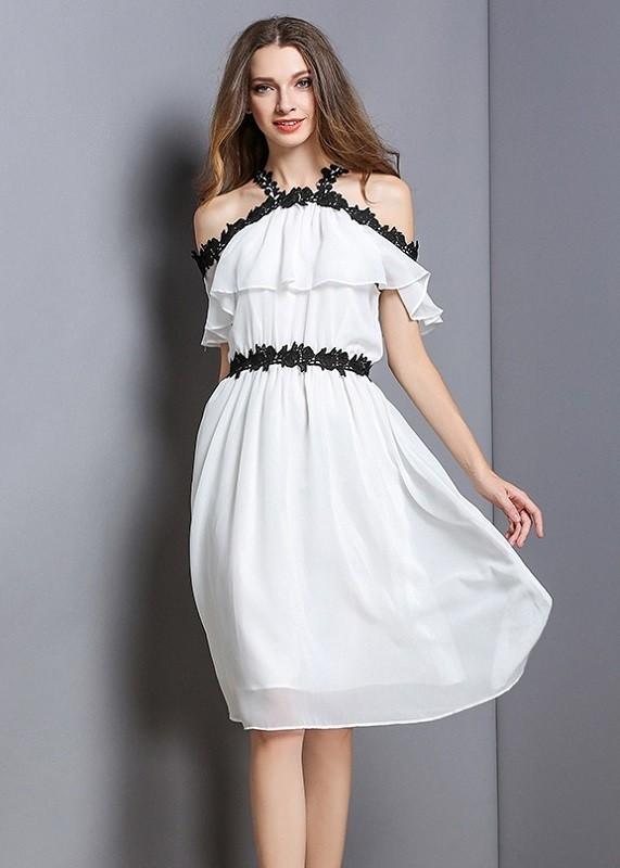 GSS6120 Dress white $18.24 50XXXX7508438-SD5LV562-A