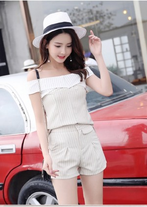 GSS2078X Top+Shorts.***