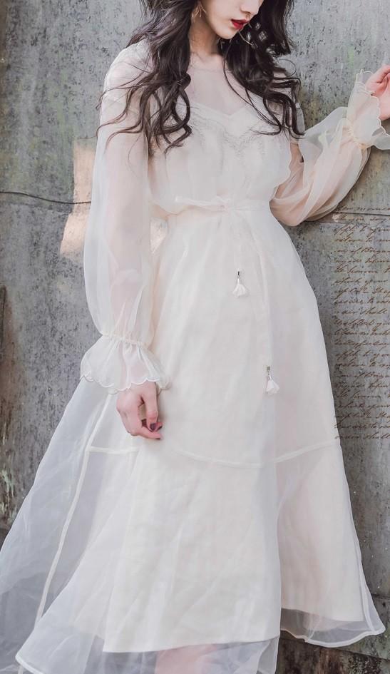 GSS9928 Dress apricot $22.59 70XXXX7518580-OH3LV314-C