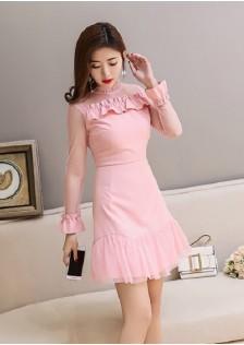 GSS5127 Dress pink $17.80 48XXXX7611123-BY1LVA1016-A