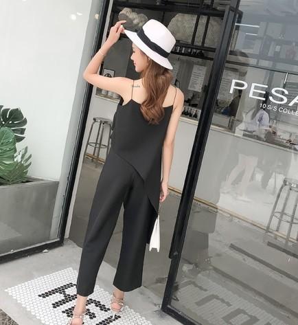 GSS7507 Top+Pants white,black $19.80 60XXXX8187736-NU4LV459-D