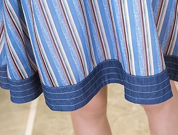 GSS5096 Off-Shoulder-Dress*
