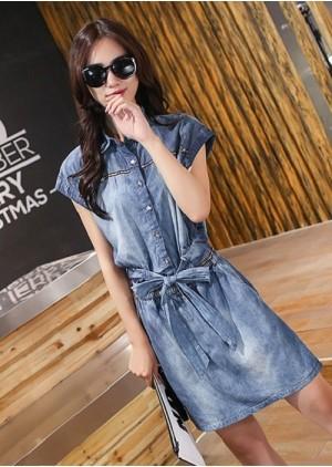 GSS2203 Denim-Dress .***
