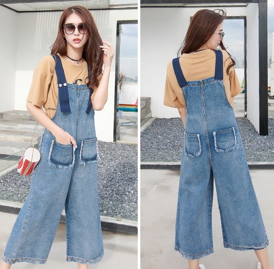 GSS0112 Denim-Overall*