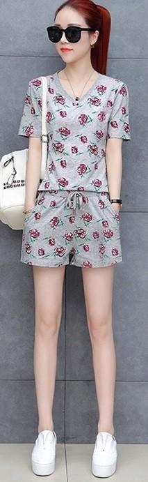 GSS5480XX Top+Shorts