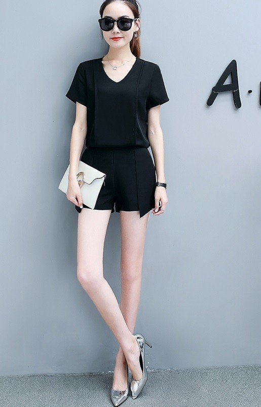 GSS6399XX Top+Shorts