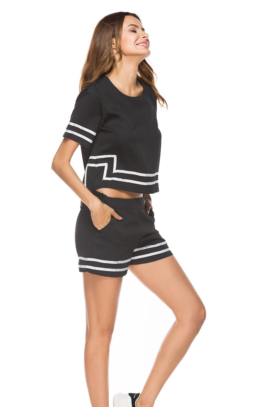 GSS8525XX Top+Shorts