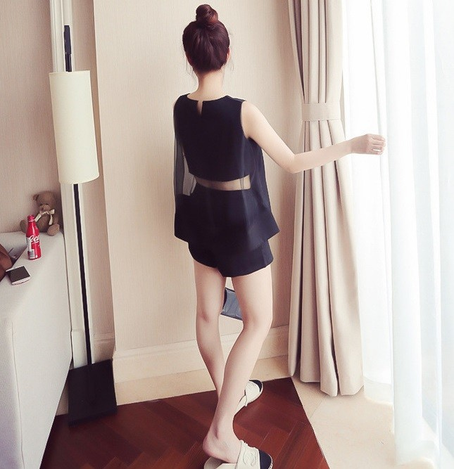 GSS1817XX Top+Shorts