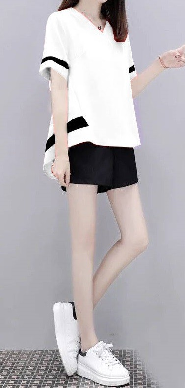 GSS88711XX Top+Shorts