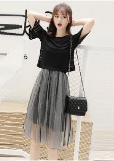 GSS4876XX 2Pcs Dress
